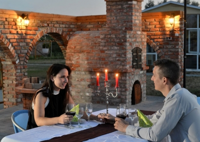 Romantikus nyaralás Tiszaugon
