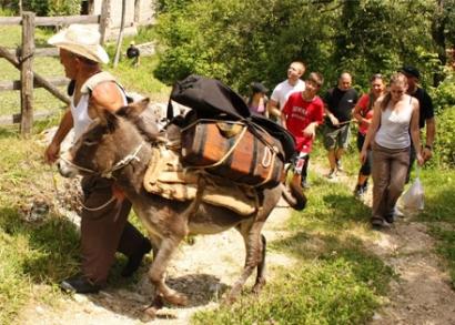Kirándulás Boszniában