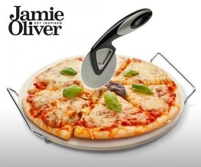 Jamie Oliver Pizza kőlap a tökéletes pizzáért