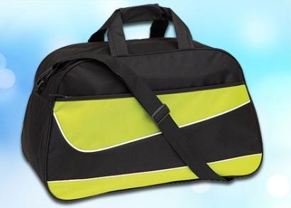 Pep sporttáska cipzáras zsebekkel 6 színben