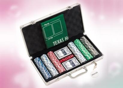Las Vegas pókerkészlet