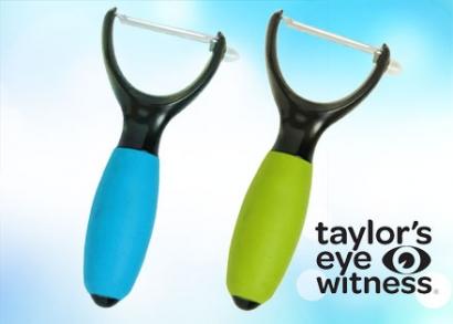 Taylor Eye Zöldség hámozó rozsdamentes acélból