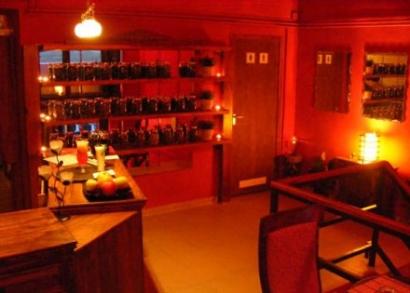 Körönd teaház