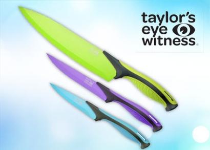 Taylor Eye Reflex 3 db-os kés szett