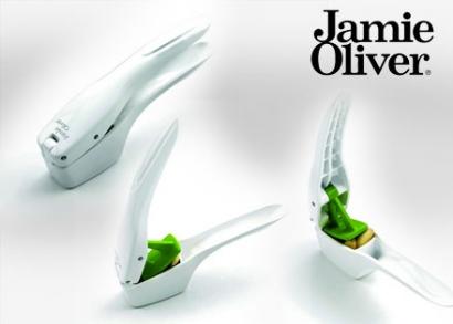 Jamie Oliver fokhagymanyomó és szeletelő