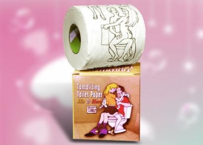 Kámaszútrás WC papír
