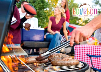 Barbecue főzőest