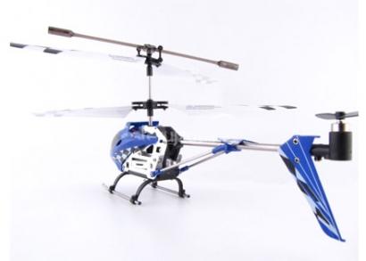 Távirányítós helikopter elektromos stabilizátorral