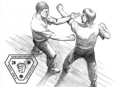 4 x 90 perc Modern Ving Tsun Kung-fu edzés