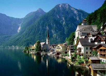 Kirándulás a Nárciszfesztiválra és Hallstattba