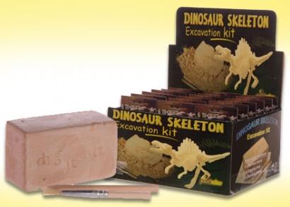 Dinoszaurusz feltáró készlet