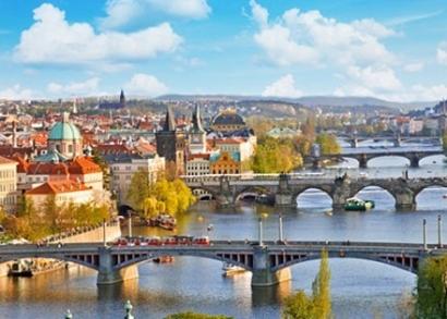 3 nap 2 főre Prágában: welcome drink, reggeli