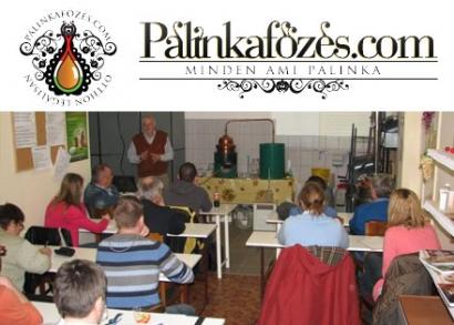 Pálinkafőző tanfolyam kóstolással Budapesten