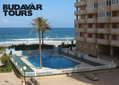8 napos tengerparti nyaralás Spanyolországban