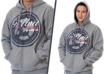 G Unit férfi kapucnis pulóver 4 színben és 4 méretben  79cf18e1c0