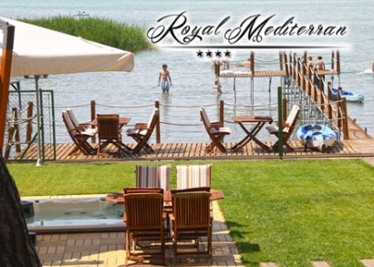 Luxus lazítás a Balatonnál! 3 nap 2 főre Siófokon