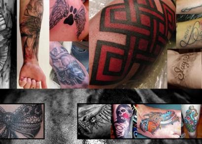 Tetoválás a World End Tattoo Szalonban
