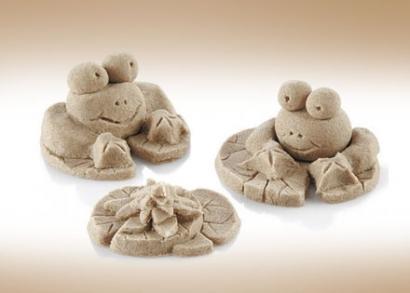 Okos homok a gyermeki kreativitás fejlesztéséért