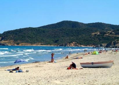 8 nap a görög tengerparton, a káprázatos Sartiban