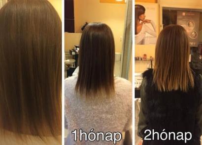 Luxus hajszerkezet javítás, minden hajtípusra