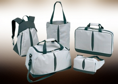 5 részes szürke színű táska szett utazóbőrönddel fbba4172df