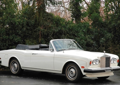 1976 Rolls-Royce Cornish Cabrio