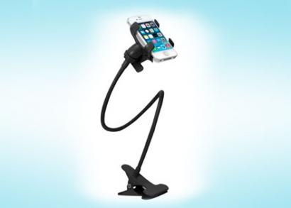 Univerzális, asztalra csíptethető telefontartó