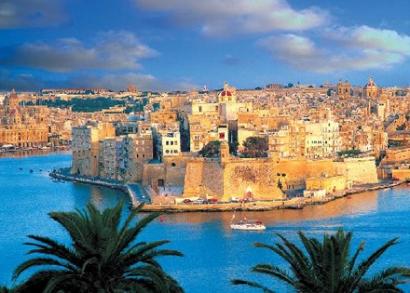 8 nap 2 főnek az álomszép Máltán, utazással