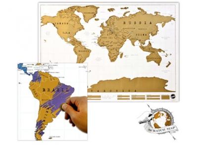 lekaparható térkép Egyedi, kaparós térkép világutazóknak – büszkélkedj a felfedezett  lekaparható térkép