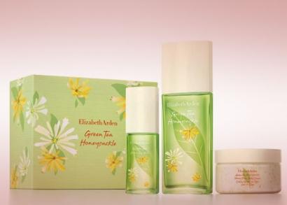 Elizabeth Arden Green Tea női parfümszett