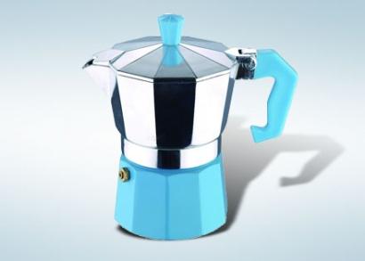Színes kávéfőzők, több méretben